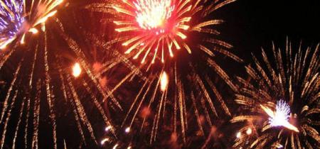 Tulleys Farm - Fireworks Sat 3rd Nov