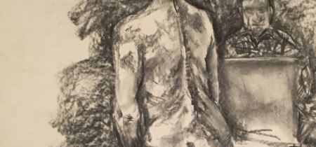 Life-drawing at the Museum