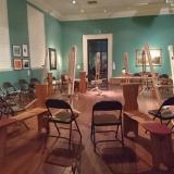 Summer Art Workshops at The Usher Gallery