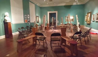 Summer Art Workshops at The Usher Gallery