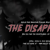 The Disappeared - Adult Halloween Event