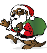 Santa's Grotto 10th December 2017