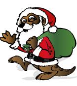Santa's Grotto 24th December 2017