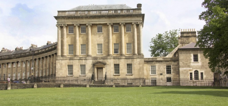 Step into Bath's Gorgeous Georgian Past
