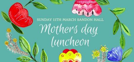 Mothering Sunday Luncheon