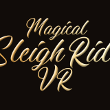 VIrtual Reality Sleigh Ride