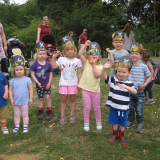 Guided walks and family activities
