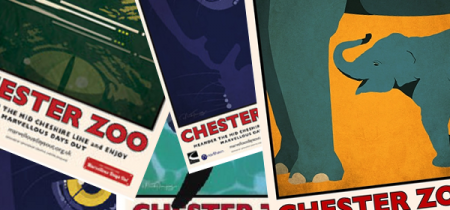 Mid Cheshire Line Railway Posters