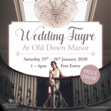 Wedding Fayre at Old Down Manor