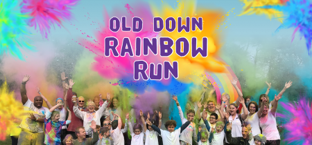 Rainbow Run Tshirt