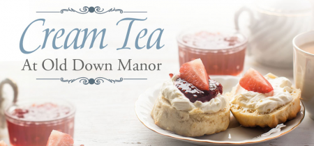 Manor House Cream Tea