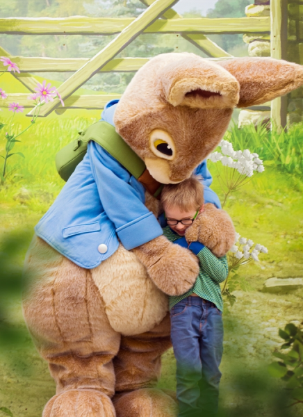 38c923bce9a Buy Peter Rabbit VIP Meet and Greet online - Willows Activity Farm