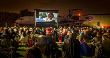 Outdoor Cinema - Star Wars: The Force Awakens