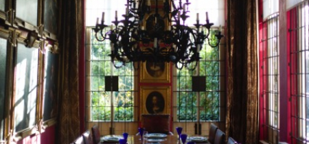 Private Tour of Southside House for Friends of Fulham Palace