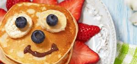Pancake Day! Decorate your Own Pancake, 13th February 2018