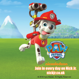 Meet Marshall from PAW Patrol: 25th August