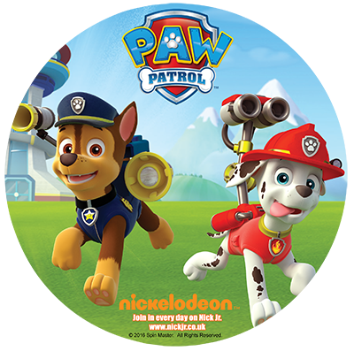 Paw Patrol: Chase & Marshall Visit the Dean Forest Railway