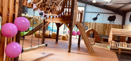 Exclusive Private Hire - Natural Play-Barn