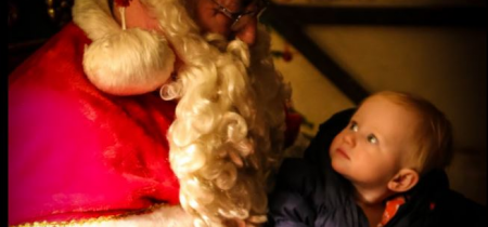 Magical Christmas Experience with Sleigh Ride