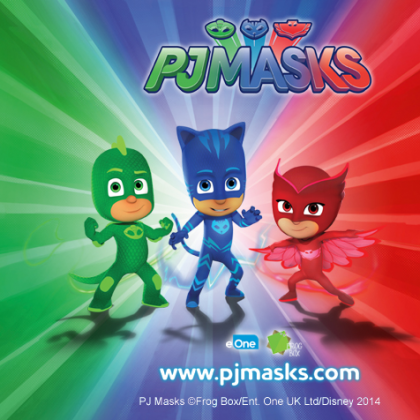 Enjoy a day out at The BIG Sheep & see Catboy from PJ Masks