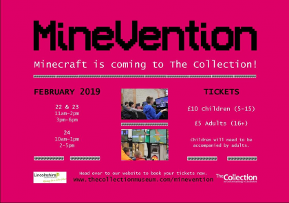 MineVention at The Collection