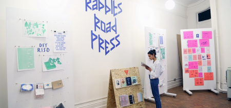 Print Matters: Creative Publishing for DIY Media