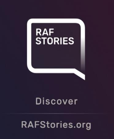 RAF Stories: Candida Adkins