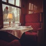 Christmas Dining Trains