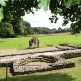 Admission Tickets - Rockbourne Roman Villa