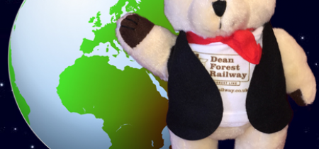 Where in the World is Roger the Railway Bear?