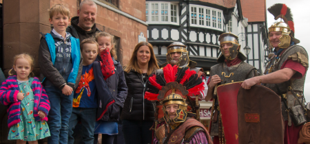 Roman Tours - One child free with a full paying adult.