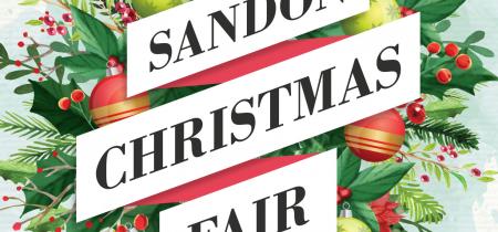 Sandon Christmas Fair
