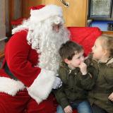 Breakfast with Santa at Anderton Boat Lift