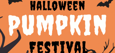 Pumpkin Festival 20th - 31st October 2018 (Including our Halloween Party - Friday 26th)