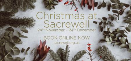 Christmas at Sacrewell