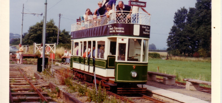 Donate to Seaton Tramway