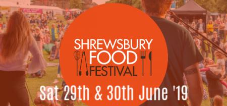 Shrewsbury Food Festival - 2019