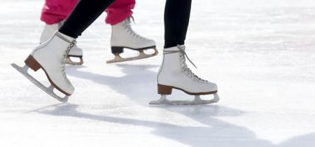 Ice Skating in Salisbury