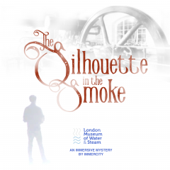 Silhouette in the Smoke - ImmerCity