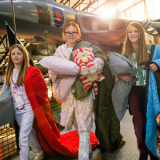 Girl Group Pillows and Pilots Sleepover - Saturday 28 March 2020