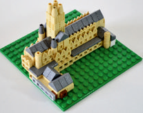 Lego Small Model Sales