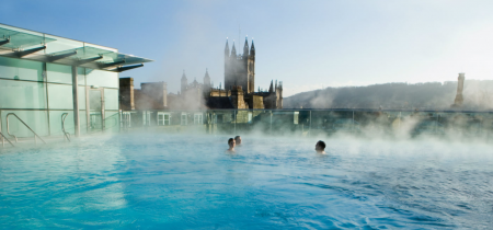 Two-Hour Thermae Bath Spa Voucher