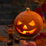 Notcutts Woodford Park - Halloween Grotto from 21st October 2019 - dates and times vary