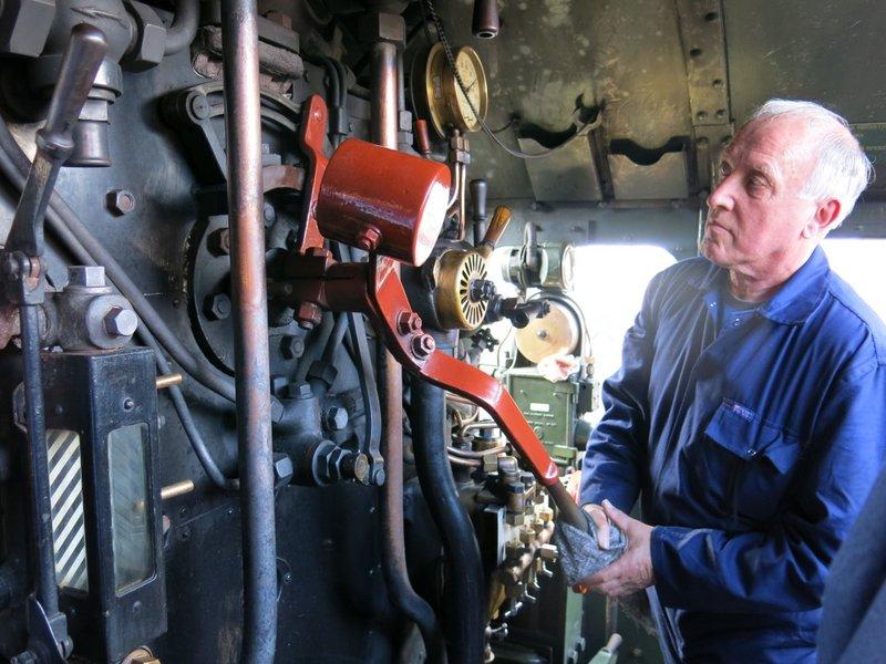 buy steam engineman course online west somerset railway