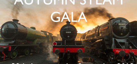 Autumn Steam Gala Day Tickets