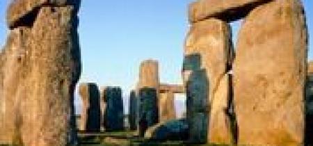 Stonehenge admission voucher