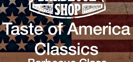 """Richard Holden's """"Taste of America """"The Classics"""" """" Barbecue Class"""