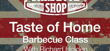 """Richard Holden's """"Taste of Home"""" Barbecue Class"""