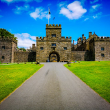 Donation to Hoghton Tower Preservation Trust