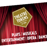 Theatre Token Gift Card
